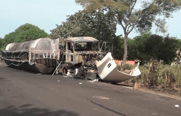 Benue fuel tanker explosion: 35 dead, 135 others affected
