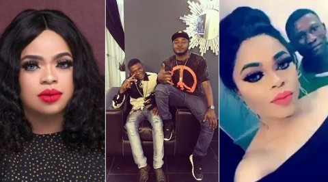 Bobrisky blasts Mc Galaxy, calls him fraud