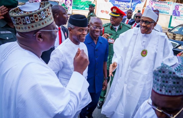 Buhari says no intention to remain in office beyond 2023