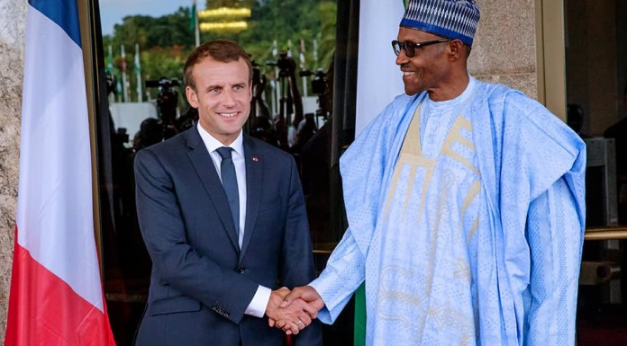 French government invest in Nigeria