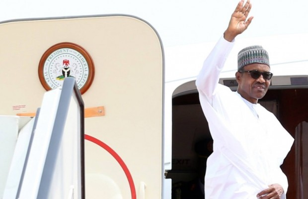 Buhari embarks on four-day medical trip to UK