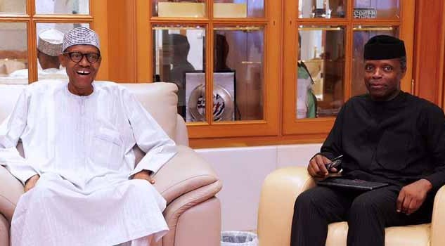 Buhari is ready for honest & transparent negotiations- Osinbajo