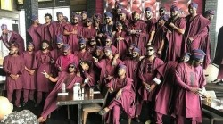 #BAAD2017 Celebrities in attendance (photos)