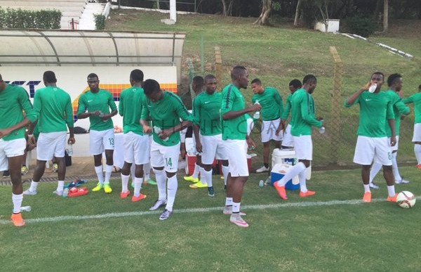 Ezenwa, 22 others named for CHAN