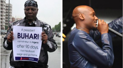 Charly Boy calls out for 2face Idibia