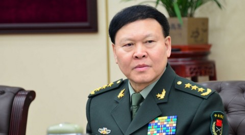 Chinese army officer commits suicide