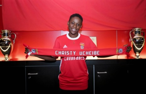 Ucheibe Joins Benfica