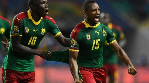 Cameroon battles to win Guinea-Bissau