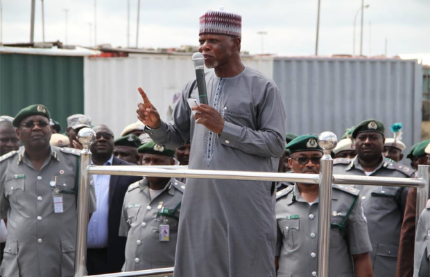 Customs stops rice through Free Trade Zone