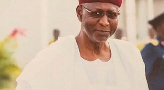 Abba Kyari's last statement to the world
