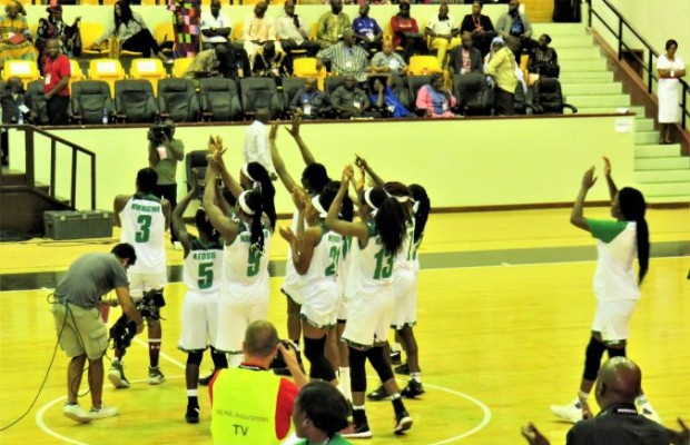 Akhator powers D'Tigress to Afro basket quarter finals