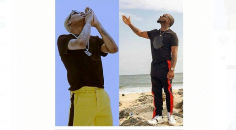 Davido, Wizkid win big at MOBO awards