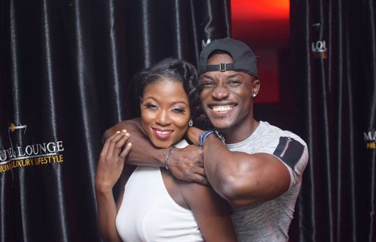 Nigerians react over Bassey & Debie-Rise photo
