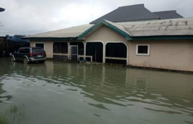 Flood sacks homes, churches in Rivers