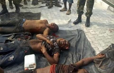 Nigerian army confirms killing of  Kidnap kinpin, Don Waney