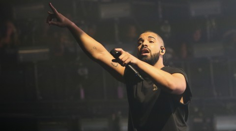 Drake becomes most streamed act on Spotify