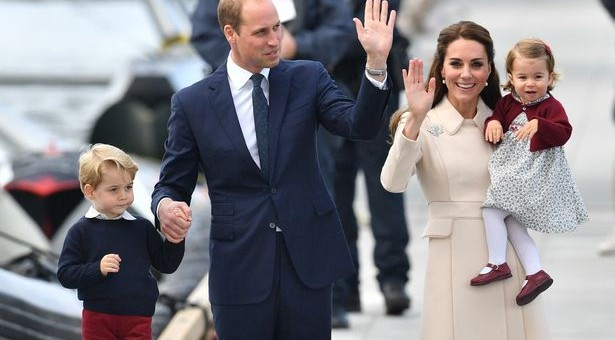 Duke and duchess of Cambridge expecting 3rd child