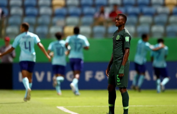 Golden Eaglets crash out of U-17 World Cup