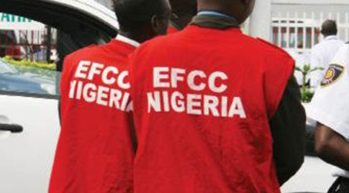 EFCC Arrests 113 suspected Internet Fraudsters in Edo