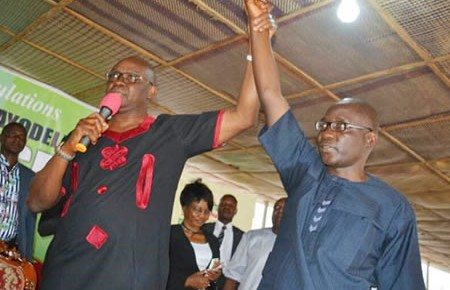 Kolapo declared winner Ekiti PDP primaries