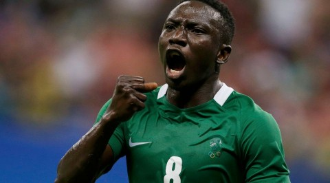 Porto win race to sign Eagles midfielder
