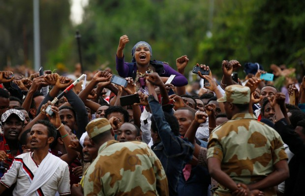 At least 61 killed in clashes between different ethnic groups in Ethiopia