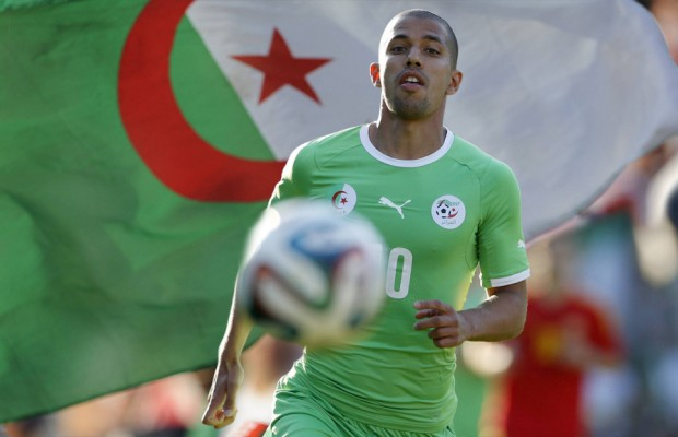 "Feghouli admits beating Nigeria to Russia 2018 Ticket Is ""Difficult"""