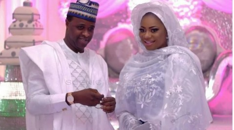 Femi Adebayo and wife reacts to alleged marriage crisis