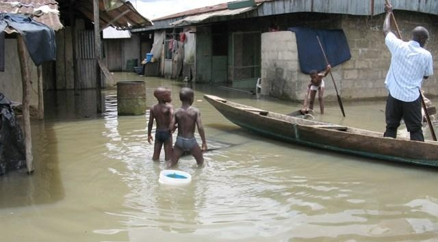 Flood invades another community in Delta
