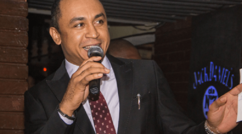 OAP, Daddy Freeze react to viral video preaching about tithes