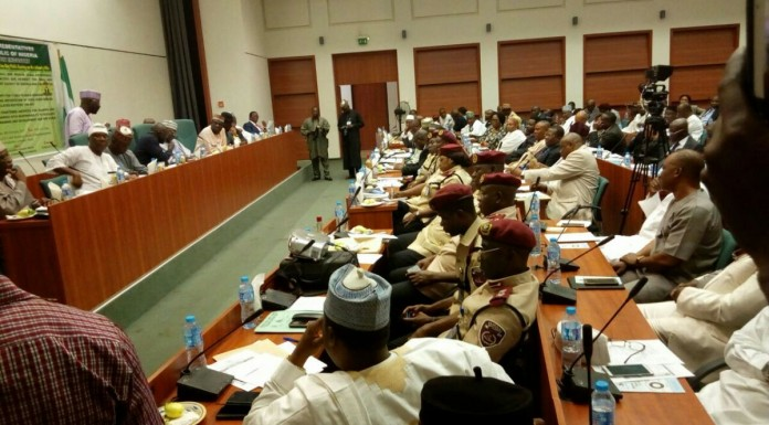 NASS committee meeting ends in deadlock