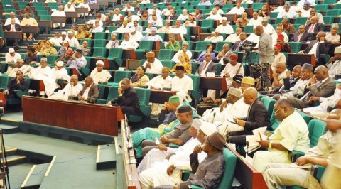 Reps make move to suspend Agbonayima
