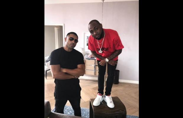 Jay Sean team up with Davido on new single