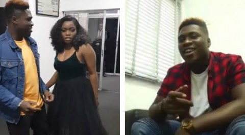 Bisola reveals Jeff Akoh is not her  boyfriend