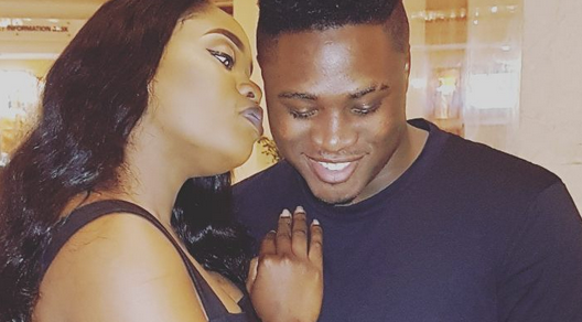 #BBnaija's Bisola and Jeff in loving relationship?