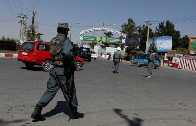 Militants attack Kabul airport