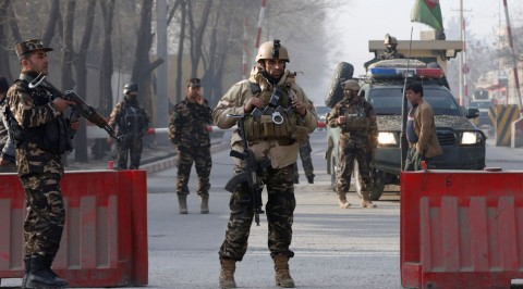 ISIS claims responsibility for blast in Kabul