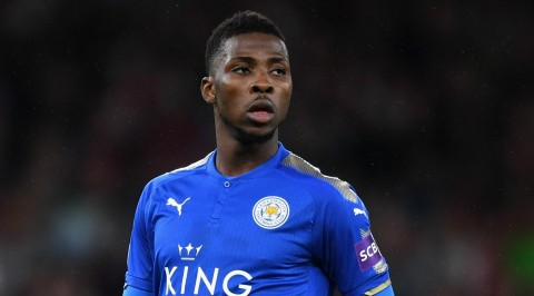 Iheanacho needs more minutes at Leicester- Rohr