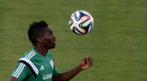 Omeruo suffers injury a month before WCQ vs Cameroon
