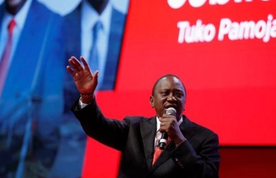 Kenyatta vows to use deadly force against Islamic militants