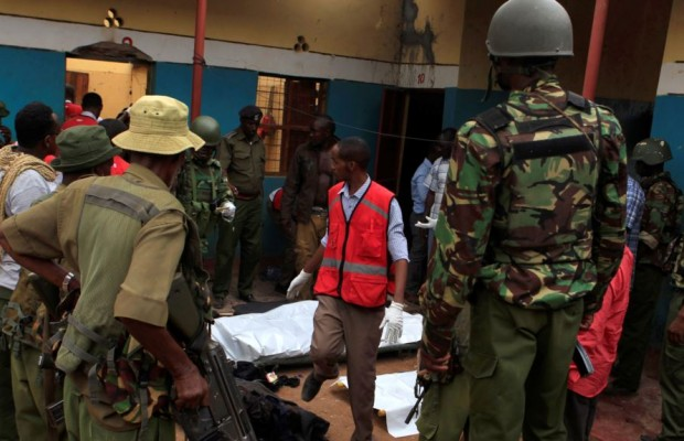 Gunmen kills 2 Kenyan university attack