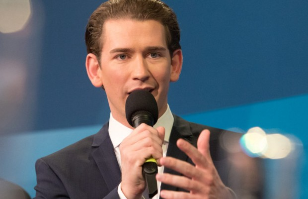 31-year-old Kurz becomes world youngest leader