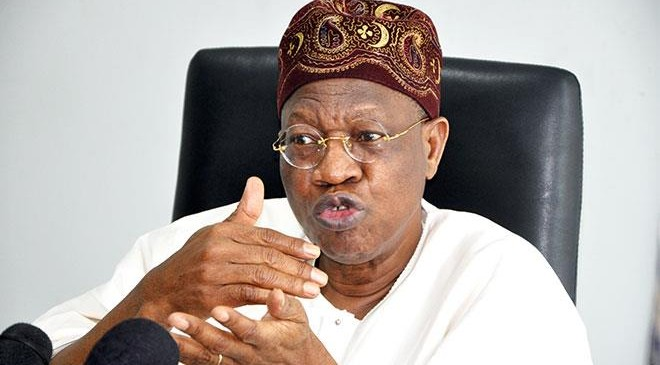 FEC won't hold Wednesday- Lai Mohammed