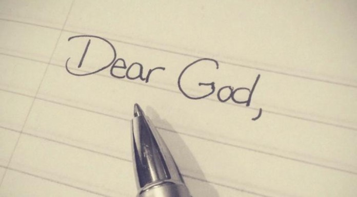 Letter to God: Dear God, How I Miss You!