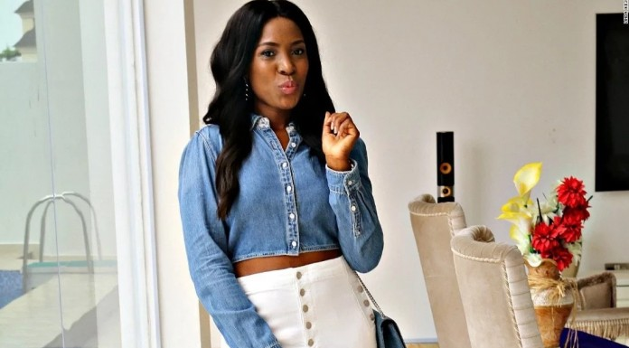 Popular blogger, Linda Ikeji reportedly engaged