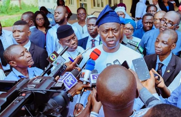Traders close markets in solidarity for Makinde