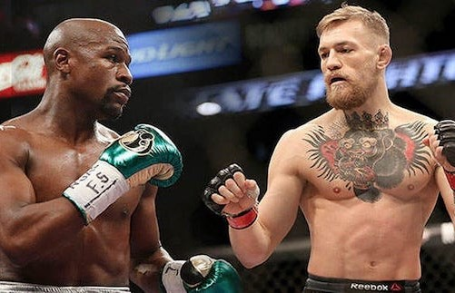 Mayweather to fight McGregor in August