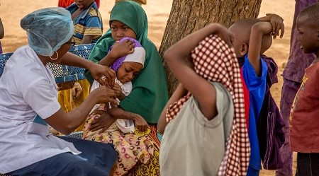 Oyo targets vaccination 40000 children