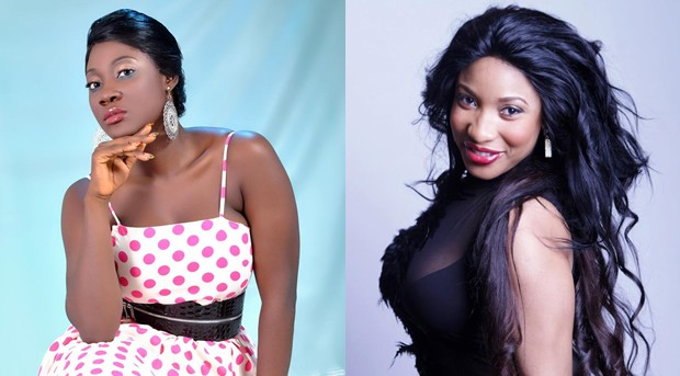 Mercy Johnson replies Tonto Dike