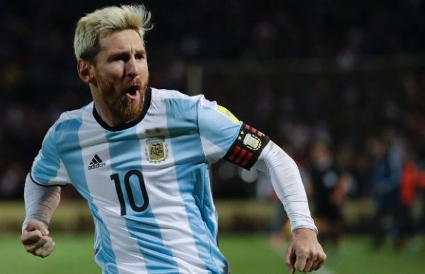 Russia 2018: Messi speaks on his dream